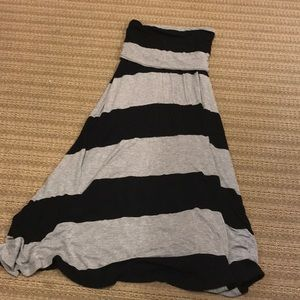 GAP convertible maxi skirt/midi dress! Medium EUC